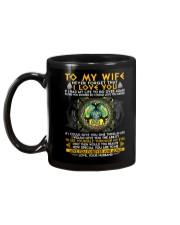 Viking Wife Ability To See Yourself  Mug back