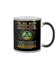 Viking Wife Ability To See Yourself  Color Changing Mug thumbnail