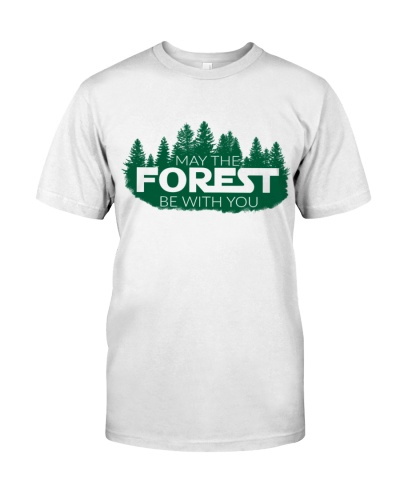 May The Forest Be With You Hiking
