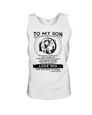 Fishing Son Dad Love You For The Rest Of Mine Unisex Tank thumbnail