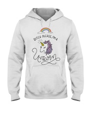 I Am A Unicorn Mug Hooded Sweatshirt tile