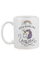 I Am A Unicorn Mug Mug back