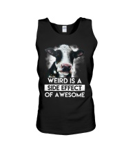 Cow Weird awesome Unisex Tank thumbnail