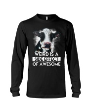Cow Weird awesome Long Sleeve Tee thumbnail