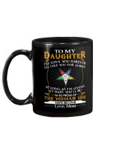 Daughter Mom Proud Of The Woman You Have Become Mug back