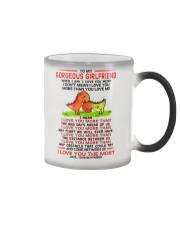 Dinosaur Girlfriend I Love You Most Color Changing Mug thumbnail