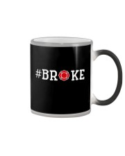 Firefighter Couple Spoiled Broke 1 Color Changing Mug thumbnail