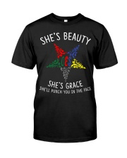 Freemason Beauty Grace Classic T-Shirt front