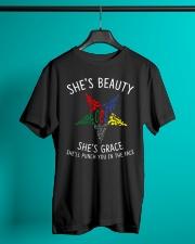 Freemason Beauty Grace Classic T-Shirt lifestyle-mens-crewneck-front-3