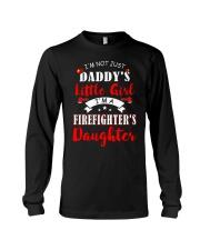 I'm firefighter's daughter shirt Long Sleeve Tee thumbnail
