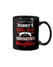 I'm firefighter's daughter shirt Mug thumbnail
