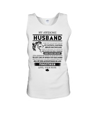 Faithful Partner True Love Wife Horse Unisex Tank thumbnail