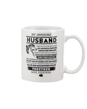 Faithful Partner True Love Wife Horse Mug front
