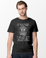 God Can Work Through Me Viking Classic T-Shirt lifestyle-mens-crewneck-front-15