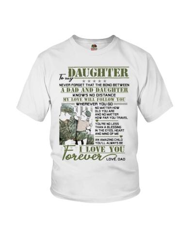 Veteran The Bond Between Daughter