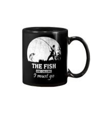 I Must Go Fishing  Mug thumbnail