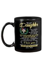 Freemason Daughter Mom Made Me Proud Mug back