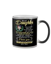 Freemason Daughter Mom Made Me Proud Color Changing Mug thumbnail