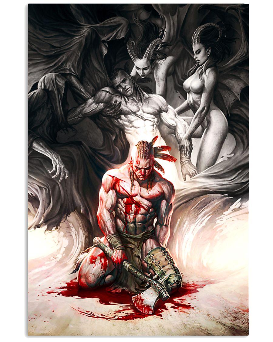 Vikings Valhalla Poster 11x17 Poster