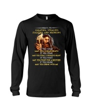 Drink With Me Viking Shirt Long Sleeve Tee tile