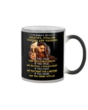 Drink With Me Viking Shirt Color Changing Mug thumbnail