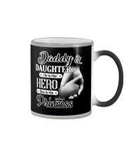 Daddy Hero Daughter Princess Color Changing Mug thumbnail