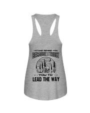 Hiking Couple For Woman Ladies Flowy Tank thumbnail