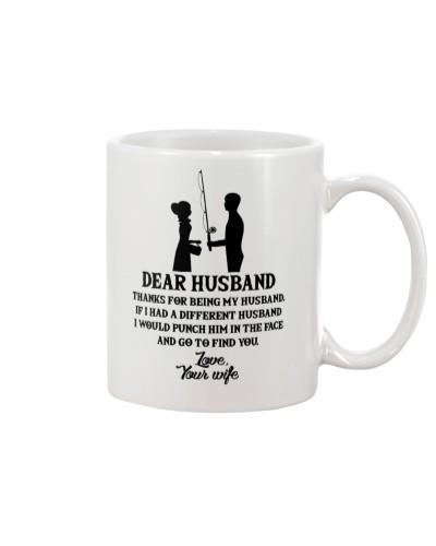 Fishing Dear Husband
