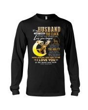 Hunting Husband Clock Ability Moon Long Sleeve Tee thumbnail