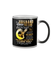 Hunting Husband Clock Ability Moon Color Changing Mug thumbnail