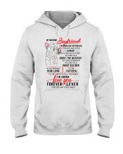 Gonna  Love You Boyfriend Hooded Sweatshirt thumbnail