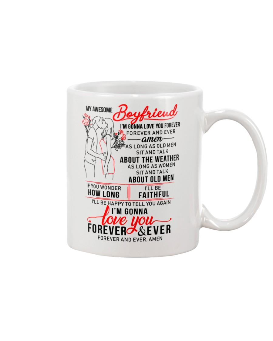 Gonna  Love You Boyfriend Mug