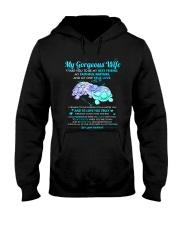 Faithful Partner True Love Wife Turtle Mug Hooded Sweatshirt thumbnail