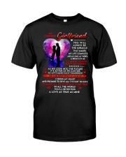 Cross My Heart Girlfriend  Classic T-Shirt thumbnail