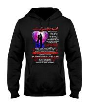 Cross My Heart Girlfriend  Hooded Sweatshirt thumbnail
