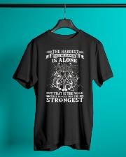 Viking The Hardest Walk Classic T-Shirt lifestyle-mens-crewneck-front-3