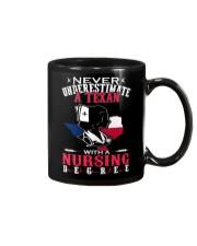 Texan Nurse Mug thumbnail