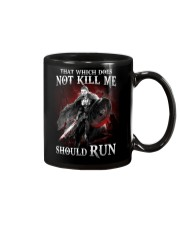 That Does Not Kill Shieldmaiden Should Run Mug thumbnail