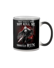 That Does Not Kill Shieldmaiden Should Run Color Changing Mug tile