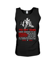 Mechanic to my son mug  Unisex Tank thumbnail