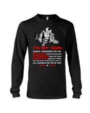 Mechanic to my son mug  Long Sleeve Tee thumbnail