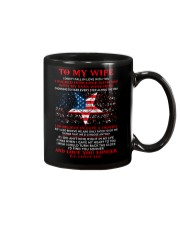 Freemason Wife Believe In Fate Destiny Mug front