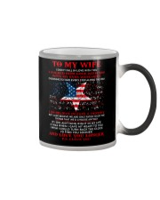 Freemason Wife Believe In Fate Destiny Color Changing Mug thumbnail