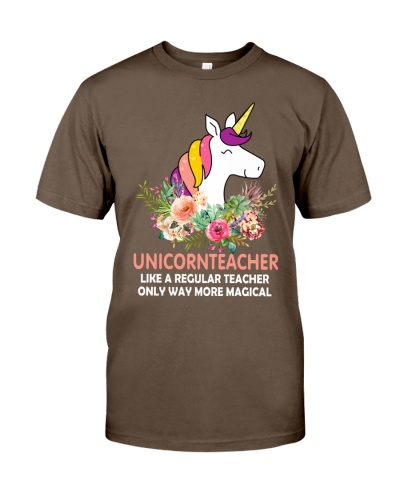 Unicorn Teacher More Magical