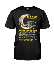 Weimaraner Son Dad Daddy Loves You Classic T-Shirt thumbnail