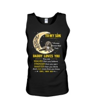 Weimaraner Son Dad Daddy Loves You Unisex Tank thumbnail