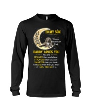 Weimaraner Son Dad Daddy Loves You Long Sleeve Tee thumbnail