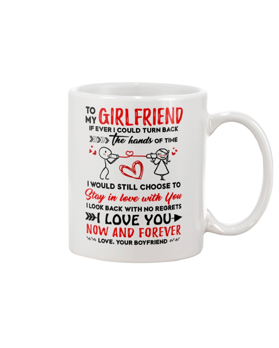 Hands Of Times Girlfriend  Mug
