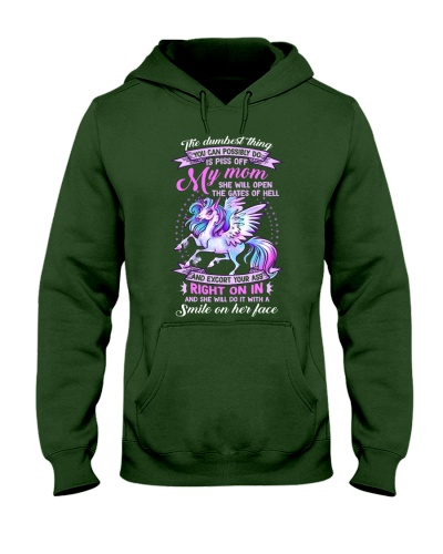 She Will Open The Gate Of Hell UNICORN SHIRT