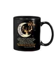 I Love You To The Moon And Back Mug front